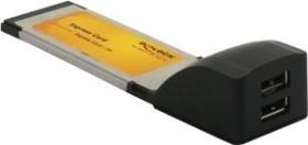 DeLOCK 2x USB 2.0, ExpressCard/34 (66202)