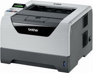Brother HL-5380DN, B&W-laser (HL5380DNG1)