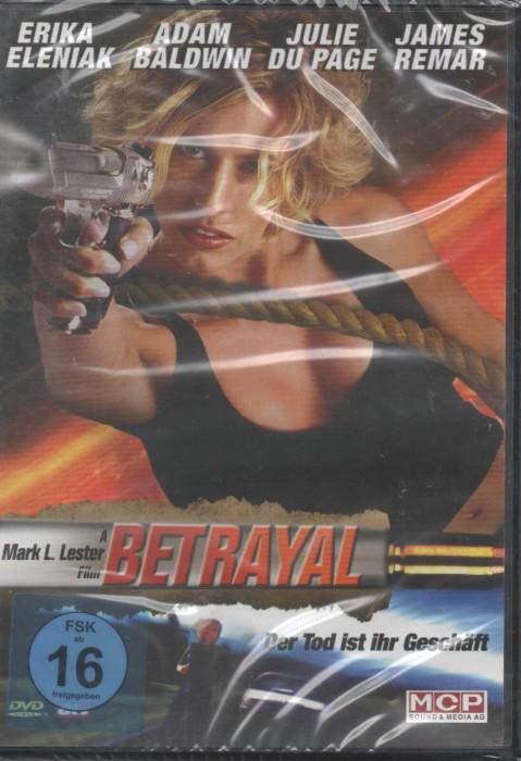 Betrayal - Der Tod ist ihr Geschäft -- via Amazon Partnerprogramm