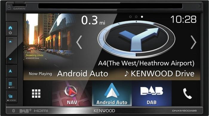 Kenwood DNX5180DABS