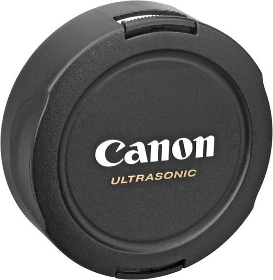 Canon E-130 lens cover (2731A001) -- via Amazon Partnerprogramm