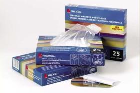 Rexel WS2H waste bag 200l, 50 pieces (40014)