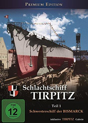Schlachtschiff Tirpitz Vol. 1 -- via Amazon Partnerprogramm