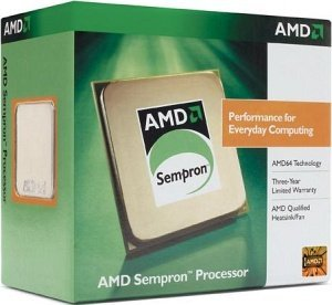 AMD Sempron 64 3500+, 2.00GHz, 128kB Cache, boxed (SDA3500CNBOX)