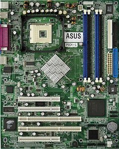 ASUS PSCH-L, iE7210 (dual PC-3200 DDR)