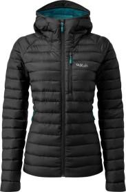 Rab Microlight Alpine Jacket black (ladies)