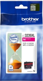 Brother Tinte LC3235XLM magenta