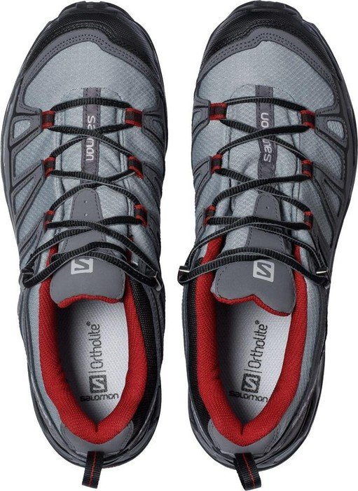 Salomon X Ultra Prime CS WP graurot ab € 119,95 (2020 nMlov