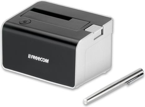 Freecom Hard Drive Dock, USB-B 3.0 (56137)