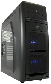 LC-Power Gaming 975B Air Wing black, acrylic window (LC-975B-ON)