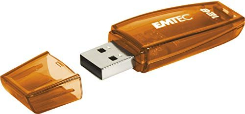 Emtec C410 Color Mix 128GB, USB-A 2.0 (ECMMD128G2C410)