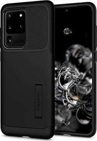 Spigen Slim Armor für Samsung Galaxy S20 Ultra schwarz (ACS00636)