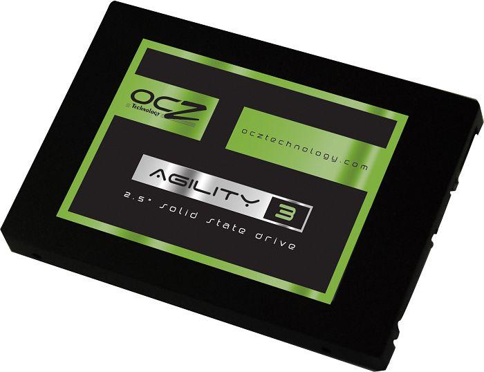 OCZ Agility 3 120GB, 25nm, SATA (AGT3-25SAT3-120G)