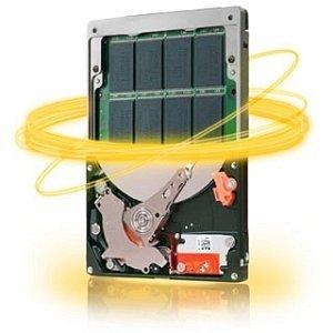 Seagate Laptop SSHD 750GB, SATA 6Gb/s (ST750LM000)