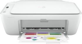 HP DeskJet 2710 All-in-One weiß, Tinte, mehrfarbig (5AR83B)