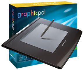 Hanvon Graphicpal 0504, USB