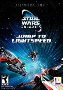 Star Wars: Galaxies - Jump to Lightspeed (Add-on) (MMOG) (englisch) (PC)
