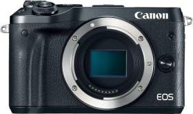 Canon EOS M6 schwarz Gehäuse (1724C002)