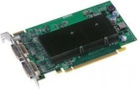 Matrox M9120, 512MB DDR2, 2x DVI, S-Video (M9120-E512F)