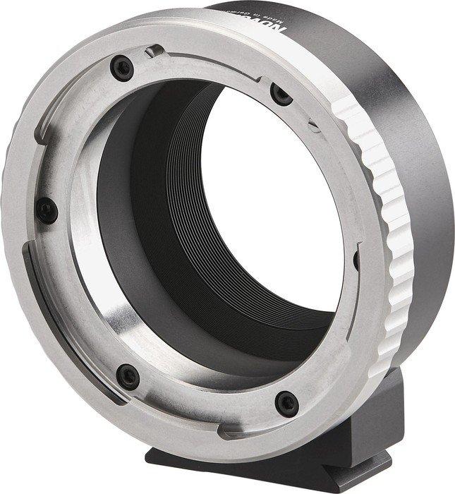 Novoflex PL on micro Four Thirds lens adapter (MFT/PL)