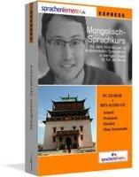 Sprachenlernen24 Mongolisch Expresskurs (deutsch) (PC)