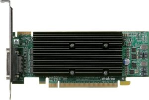 Matrox M9140 LP, 512MB DDR2, KX20, low profile (M9140-E512LAF)