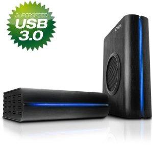 """Fantec DB-F8U3 black, 3.5"""", USB-B 3.0 (1426)"""
