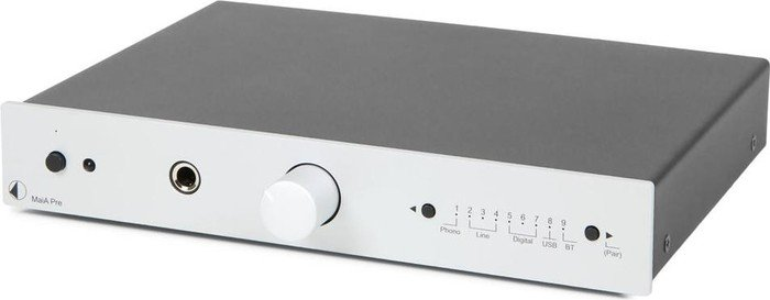 Pro-Ject MaiA Pre silber