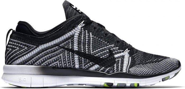 best website d7044 70ad8 Nike Free TR 5.0 Flyknit black/white/volt ab € 114,83 (2019 ...