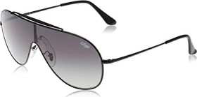 Ray-Ban RB3597 Wings 133mm black/grey gradient (RB3597-002/11)