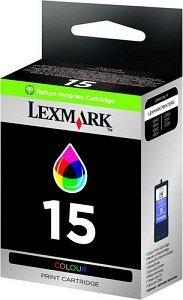 Lexmark 15 Return Druckkopf mit Tinte farbig (018C2110E)