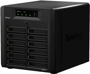 Synology Diskstation DS3611xs, 4x Gb LAN