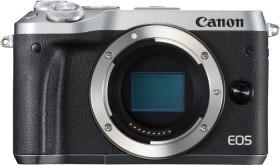 Canon EOS M6 silber Gehäuse (1725C002)