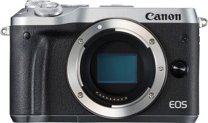 Canon EOS M6 silver case (1725C002)