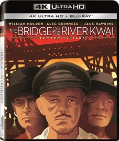 Die Brücke am Kwai (4K Ultra HD)