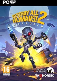 Destroy all Humans! 2 - Reprobed (PC)