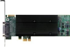 Matrox M9120 Plus LP, PCIe x1, 512MB DDR2, LFH60, low profile (M9120-E512LAU1F)
