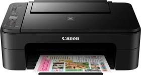 Canon PIXMA TS3350 schwarz, Tinte, mehrfarbig (3771C006)
