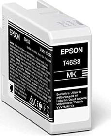 Epson Tinte T46S8 UltraChrome Pro 10 schwarz matt (C13T46S800)