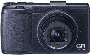 Ricoh GR digital III black