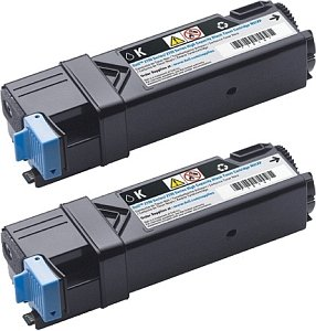 Dell 899WG Toner black high capacity, 2-pack (592-11668/593-11035)