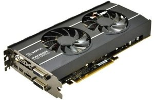 XFX Radeon HD 6950 800M Dual Fan, 2GB GDDR5, 2x DVI, HDMI, 2x mini DisplayPort (HD-695X-CDFC)