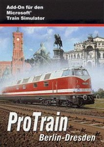 Microsoft Train Simulator - Pro Train 5: Dresden-Berlin (Add-on) (niemiecki) (PC)
