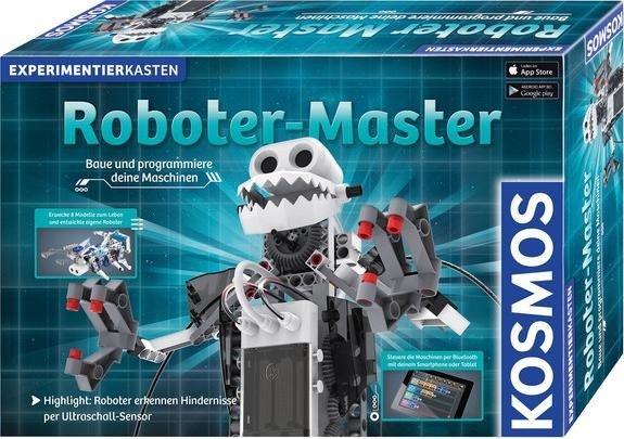 kosmos experimentierkasten roboter master