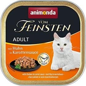 animonda Vom Feinsten Adult Huhn in Karottensauce 100g (83362)