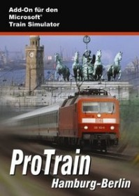 Microsoft Train Simulator - Pro Train 4: Hamburg-Berlin (Add-on) (PC)