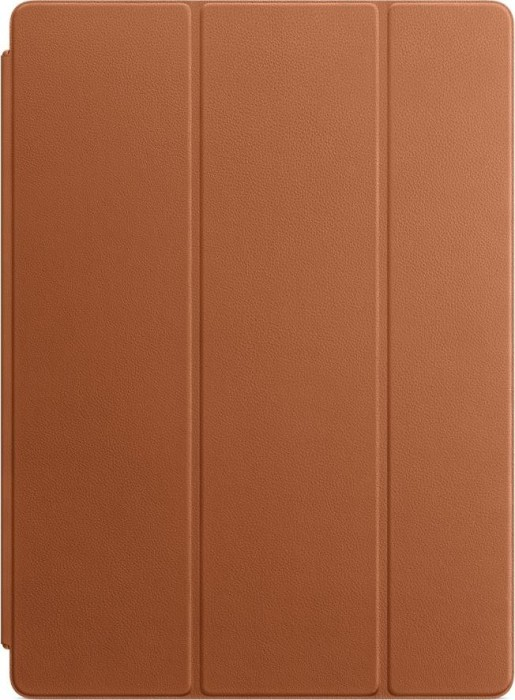 """Apple iPad Pro 12.9"""" leather Smart Cover, Saddle Brown (MPV12ZM/A)"""