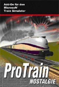 Microsoft Train Simulator - Pro Train Nostalgie (Add-on) (German) (PC)