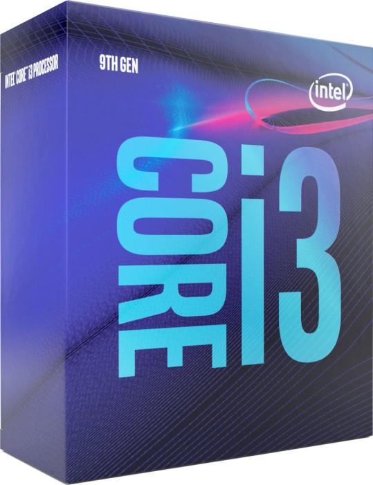 Intel Core i3-9300, 4x 3.70GHz, boxed (BX80684I39300)