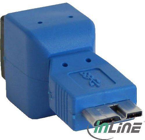InLine USB 3.0 Adapter, Buchse B auf Micro-B Stecker (35300F)